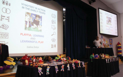 Playful Learning, Learningful Play – by Patti Blackhurst